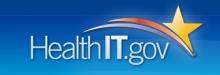 HealthIT gov logo
