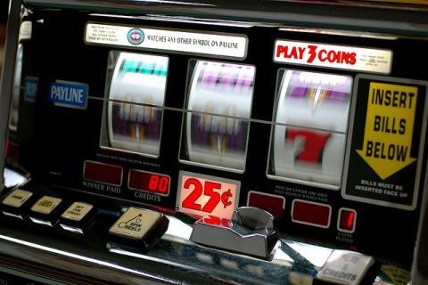 Slot Machine image gamification of Patient Portals