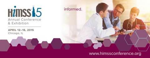 HIMSS15 logo
