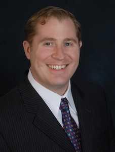 Photo of Matt Quinn (former) FCC Health Director
