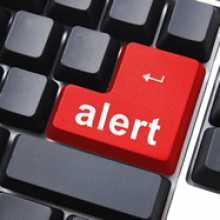 Alert Keyboard
