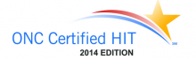 ONC Meaningful Use Certification logo 2014 Edition